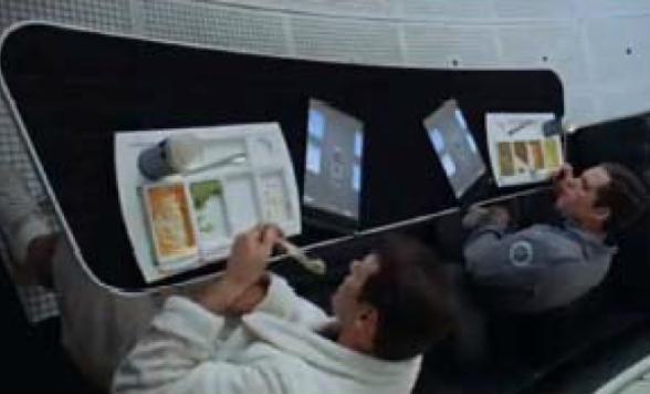 iPads im Weltall